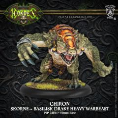 Chiron - Skorne Heavy Warbeast (metal/resin)
